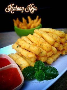 Resep Kentang Keju Oleh Dhiah Oddie Resep Makanan Ringan Sehat Kentang Ide Makanan