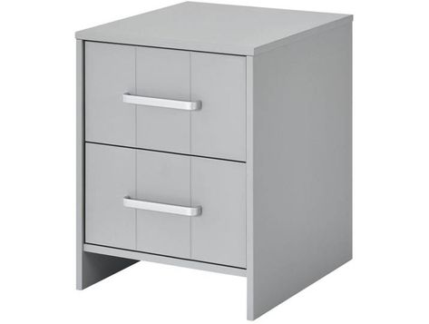 Container Mit 2 Schubkasten Smilla Grau Masse Cm B 48 H Filing Cabinet Furniture Storage