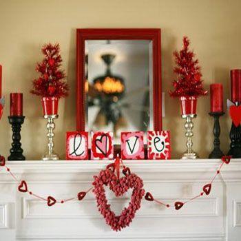 Valentines Day Home Decoration Ideas 2013 Fashion & 9 best Valentines Day images on Pinterest | Valentine crafts ...