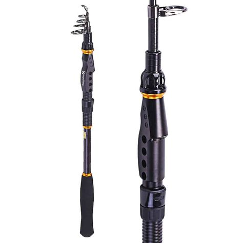 Top 10 Best Telescopic Fishing Rods in 2020 | Telescopic