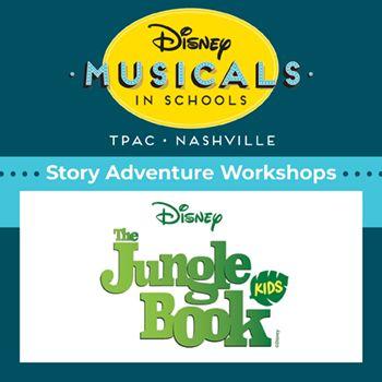 Disney Musicals In Schools Story Adventure Workshops The Jungle Book Kids In 2021 Disney Musical Jungle Book Musicals