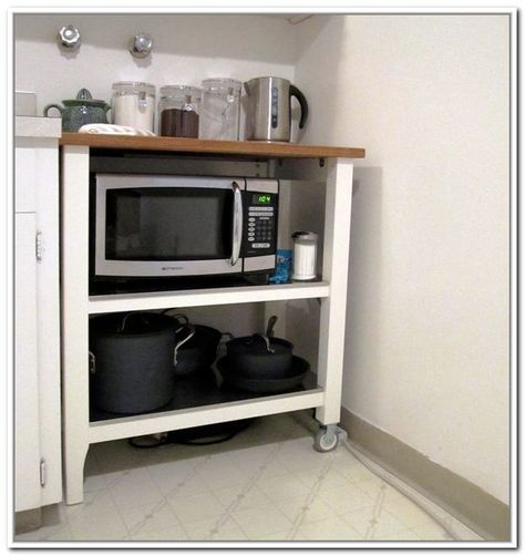 #Microwavecabinet is best suited for most households. There are cabinets of various heights which are available for sale. Choose your desired cabinet and place your microwave on it. These cabinets are available in a range of prices. Don't look for cheaper products as they may hardly last for one year. http://www.mybestbuypro.com/microwave-stand/