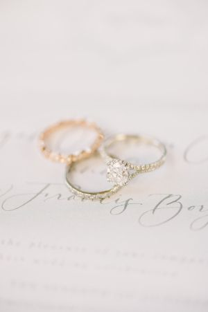 A Perfect Summer Wedding At Great Oak Manor Bridesmaid Jewelry