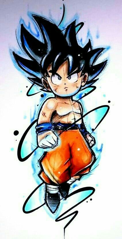 So cooool wallpaper for iPhone Chibi Goku If you want more such images visit my board Dragon Ball Dragon Ball Gt, Dragon Ball Image, Chibi Goku, Wallpaper Do Goku, Wallpaper Art, Dragon Ball Z Iphone Wallpaper, Dragonball Wallpaper, Goku Drawing, Animes Wallpapers