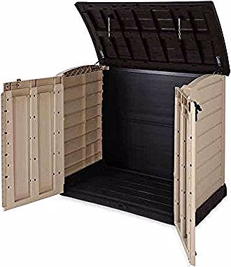 Coffre Ou Abri Poubelles Polypropylene Keter Store It Out Arc Outdoor Storage Outdoor Storage Box Outdoor Decor