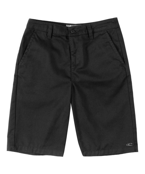 Look at this #zulilyfind! Black Contact Shorts by O'Neill #zulilyfinds