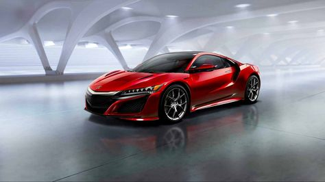 2016 Acura Nsx 3 Car Wallpaper Wallpapers Hd Cool Backgrounds Cars