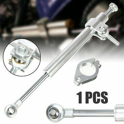 Advertisement Ebay Silver Universal Motorcycle Steering Damper Stabilizer For Suzuki Honda Kawasaki Motorcycle Parts And Accessories Ebay Kawasaki