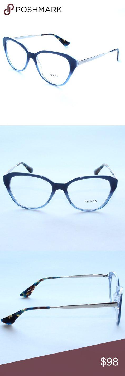 7d23f1696f5 List of Pinterest prada eyeglasses women blue images   prada ...