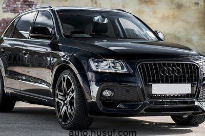 2014 Audi Q5 2 0 Tdi Quattro S Tronic Breitspur Von Kahn Design Bilder Fotos Audi Q5 Audi Audi Tdi
