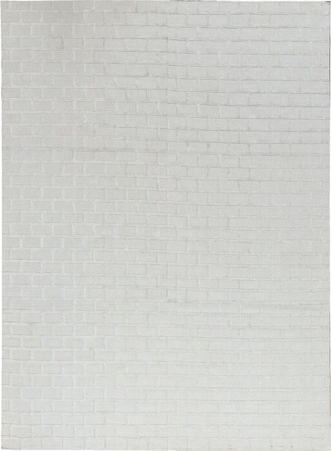 Loft Style Distressed White Brick Effect Wallpaper Wall Mural