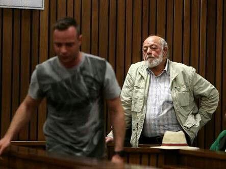 Oscar Pistorius And Reeva Steenkamp Interview