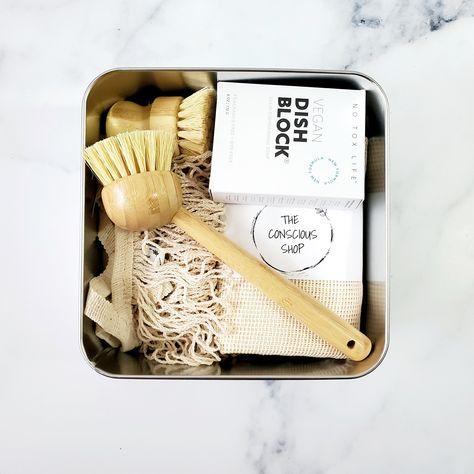 Zero waste home starter pack