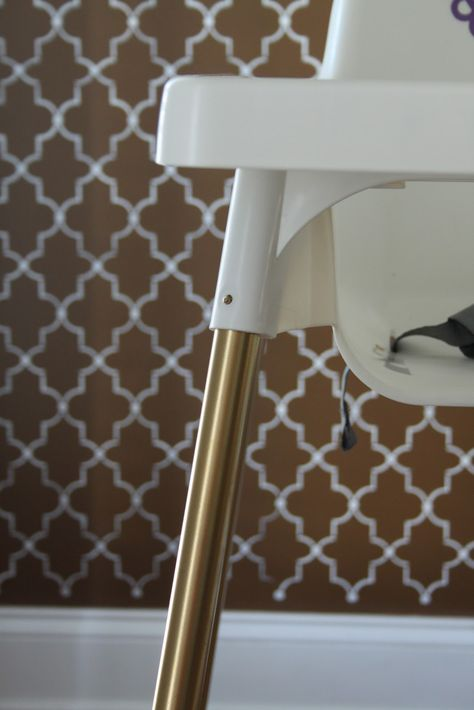 Dwellings By DeVore: IKEA highchair hack | children and