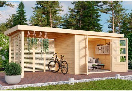 Weka Gartenhaus Chill Out Gr 1 Bxt 585x284 Cm Set Online Kaufen Otto Gartenhaus Karibu Gartenhaus Weka Gartenhaus