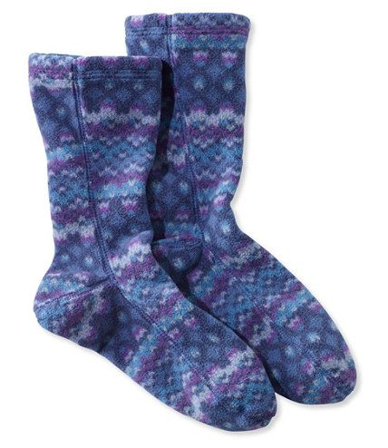Adults L L Bean Fleece Socks Fleece Socks Wool Socks Mens Mens Socks