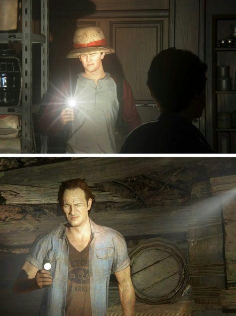 Sam . . .Uncharted 4