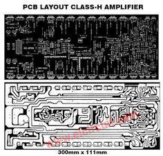 2019的Powerful 2000W Power Amplifier Class-H | 線路或電路圖