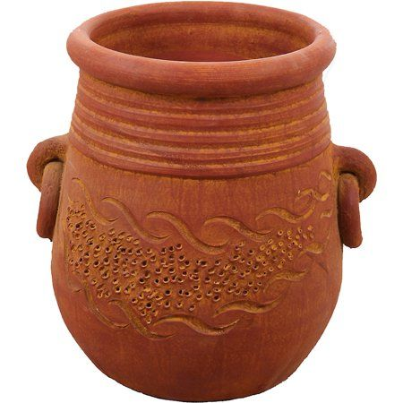 Patio Garden In 2020 Clay Pots Terracotta Pots Terracotta