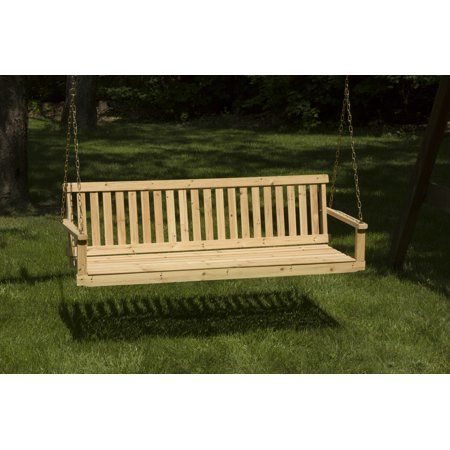 Patio Garden Porch Swing Outdoor Furniture Chairs Porch Swing With Stand