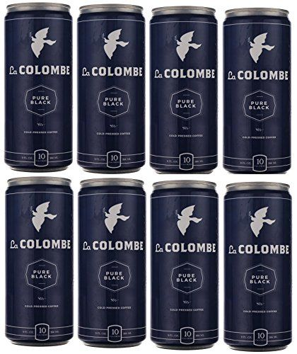 La Colombe Coffee Roasters Pure Black Pack Of 8 >>> Find