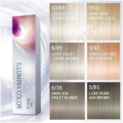 Illumina Hair Color Shades Shortbrunettehairstyles Like What You See Click On The Link To Fi Wella Illumina Color Blonde Hair Colour Shades Wella Illumina