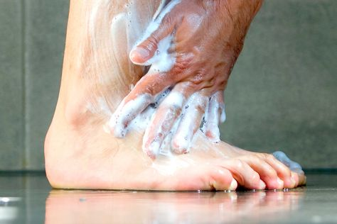 Foot problems are a common diabetes complication. Here are diabetic foot care tips to make sure your feet stay healthy.