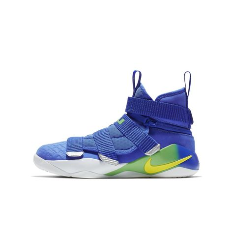 Cheap Nike Boys' Little Kids' LeBron Soldier 12 Basketball