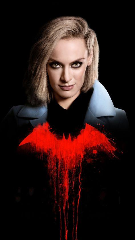 Rachel Skarsten, Alice, Batwoman, tv show, 1440x2560 wallpaper