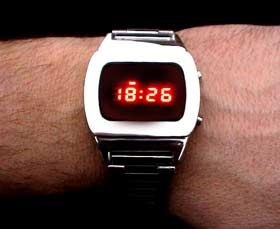 8b504c9a58f red led multifunction retro watch