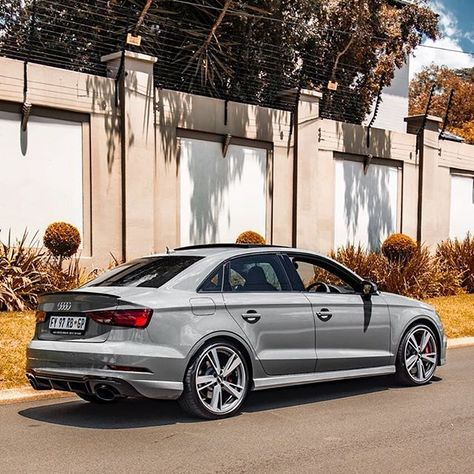 Got To Love The Audi Rs3 Sedan In Nardo Grey Shot At The Recent Vagsouthafrica Meet Exoticspotsa Zero2turbo Southafrica Audi Rs3 Audi A3 Sedan Sedan