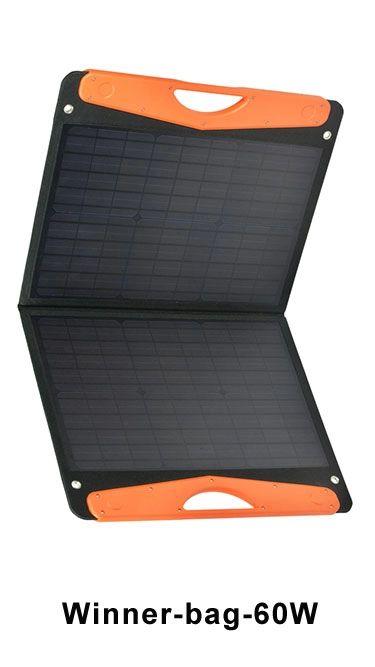 2019 Sungold new folding portable solar panels