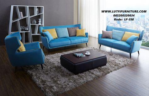 sofa minimalis shabby, desain sofa tamu minimalis shabby