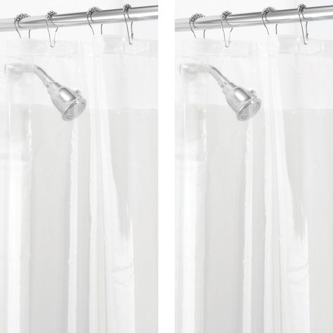 Interdesign 2 In 1 72 X 72 Shower Curtain Liner Reviews