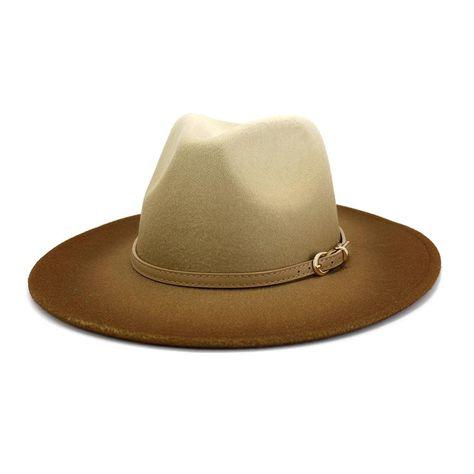 Wide Brim Mustard Yellow Gold Fur Felt Gaucho Hat With Grosgrain Trims Made To Order Wide Brim Felt Hat Yellow Hat Bolero Hat
