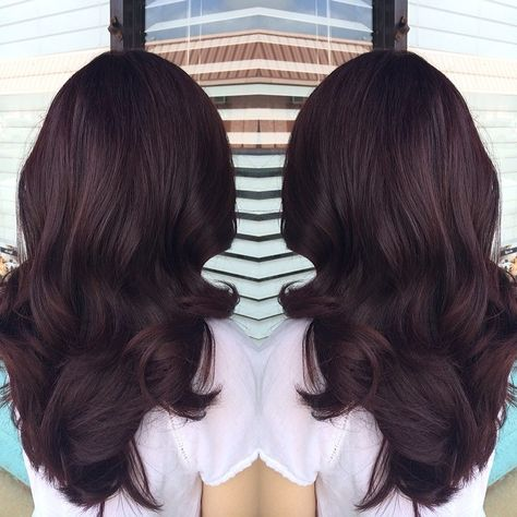 Deep violet red brown level 5 - not sure this would suit me?