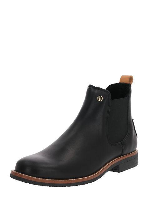 Panama Jack Chelsea Boots Giordana Igloo Travelling Damen Schwarz Grosse 41 Stiefel Chelsea Panama Jack