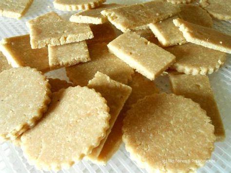 Rohkost Kekse (Grundrezept)