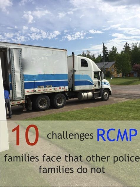 10 Challenges RCMP Families Have to Face That Other Police Families Do Not