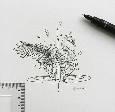38 Cool Drawing Ideas for Your Sketchbook - Beautiful Dawn Designs