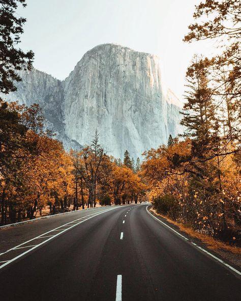 Nature photography Yosemite national p… Autumn Photography, Landscape Photography, Travel Photography, Night Photography, Landscape Photos, Autumn Aesthetic Photography, Photography Settings, Nature Aesthetic, Outdoor Photography