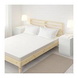 Memory Foam Pillow Top Spring Mattresses Ikea Loft Bed Frame