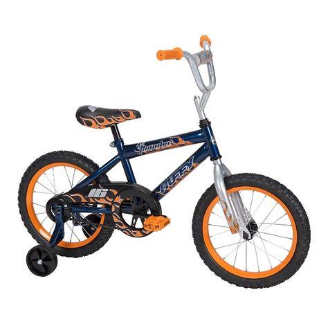 Huffy Kids Bike 16 inch Pro Thunder Yellow NEW