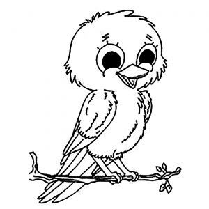 Birds Free Printable Coloring Pages For Kids Cartoon Puppy Coloring Page For Kids Animal Coloring Puppy Coloring Pages Owl Coloring Pages Bird Coloring Pages