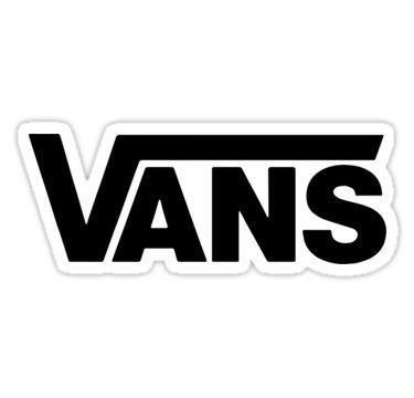 sticker vans