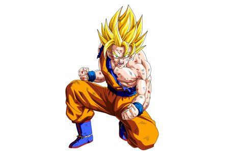 Son Goku Dragon Ball Z wallpapers