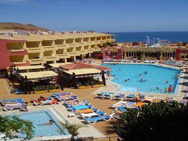 Pool At The Marino Tenerife Hotel