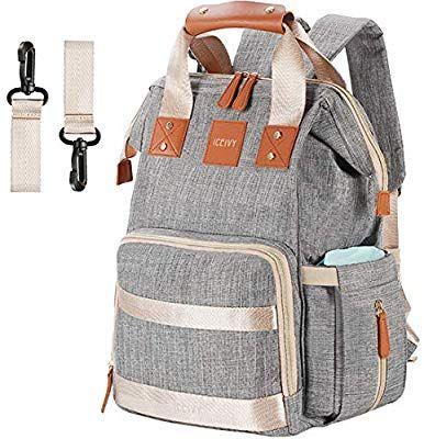 COFFEE Baby Tasche mit Befestigung f/ür Kinderwagen Buggy + Wickelauflage Wickeltasche