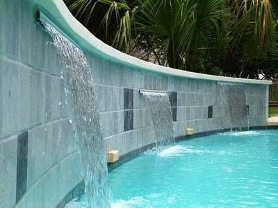 Pin By Gigi On Eyebrow Stamp Pool Water Features Luxury Swimming Pools Swimming Pools Backyard