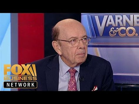 Secretary Wilbur Ross Discusses GDP Release, USMCA, China Trade and U.S. Tariffs…Posted on July 26, 2019	by sundance